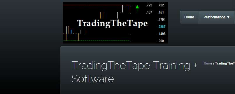 Trading The Tape Review
