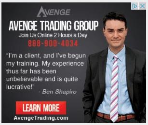 Ben Shapiro Avenge Trading