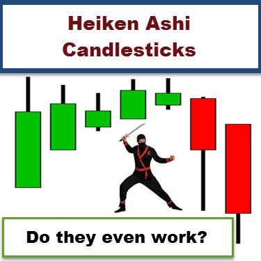 Heiken Ashi Strategies: It works  Sometimes  - Trading