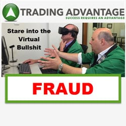 trading advantage with larry levine